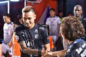 U22 Thái Lan gạch tên ngôi sao gốc Thụy Điển vì giả vờ chấn thương