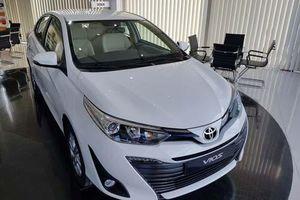 Mẫu xe nào của Toyota Việt Nam bán chạy nhất trong tháng 9/2019?
