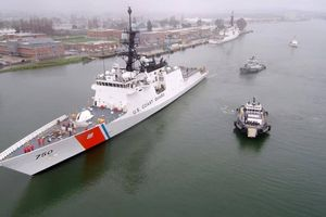 Tuần duyên Mỹ tập trận với Philippines, Nhật Bản trên Biển Đông