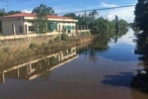 Lại bơm nước sông Đào làm nước sạch: Sức khỏe dân TP Vinh sẽ ra sao?