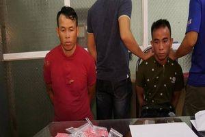 Góp tiền mua ma túy từ Điện Biên rồi mang xuống Lào Cai tiêu thụ