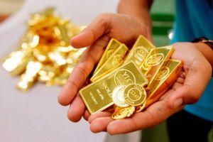 Giá vàng hôm nay 20/10: Giá vàng chốt tuần dưới đáy sâu