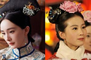Những mỹ nhân Hoa ngữ trong tạo hình nhà Thanh: Ai là người đẹp nhất?