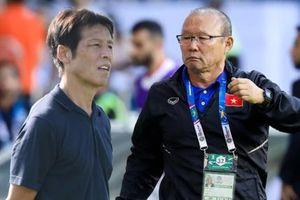 HLV Nishino tự tin đánh bại đội tuyển Việt Nam tại Mỹ Đình