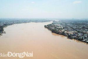 'Đánh thức' tiềm năng dòng sông Đồng Nai
