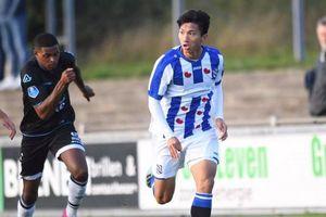 Heerenveen thắng tưng bừng, Văn Hậu vẫn chưa được vào sân