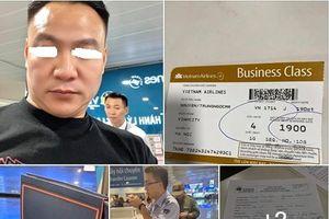 Quên túi LV ở khoang hạng nhất, khách VIP Vietnam Airlines mất luôn đồ?