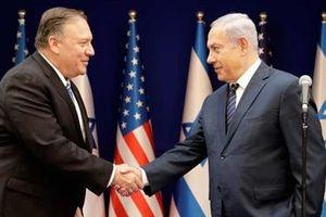 Ngoại trưởng Mỹ: 'Israel có quyền không kích mục tiêu tại Syria'
