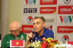 HLV Rodrigo: 'Tuyển Việt Nam muốn vào chung kết AFF HDBank Futsal Championship 2019'