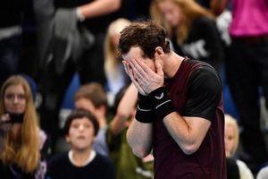 Sau bao đắng cay, thất vọng nhưng không chấp nhận bỏ cuộc, tay vợt từng ngồi chung mâm với Federer và Nadal cuối cùng cũng rơi nước mắt hạnh phúc vì thành quả tuyệt vời
