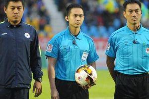 Vòng 26 V-League 2019: Trọng tài người Singapore đảm nhiệm 'cầm cân'