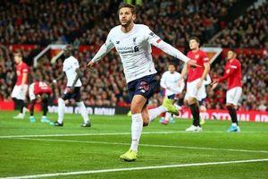 Man United cầm chân Liverpool 1-1