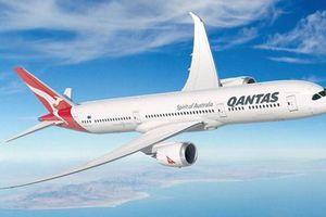 Qantas hoàn thành chuyến bay thẳng dài nhất thế giới