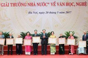 Khởi động xét tặng 'Giải thưởng Hồ Chí Minh' về VHNT năm 2021
