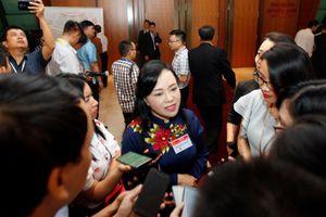 Bộ trưởng Nguyễn Thị Kim Tiến: 'Bản thân bị thị phi, nhưng cơ quan chức năng sẽ làm công minh'