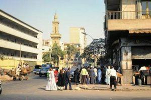 Ngỡ ngàng cuộc sống ở Ai Cập những năm 1970
