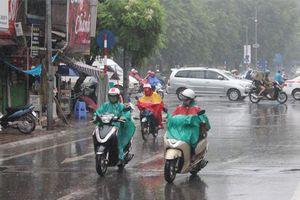 Dự báo thời tiết 21/10: Hà Nội có mưa rào và dông trên diện rộng