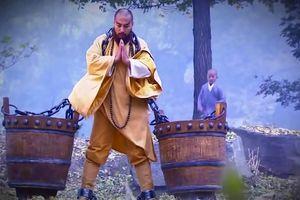 Kiếm hiệp Kim Dung: Bất ngờ võ công của hai vị sư quét rác ở Tàng Kinh Các