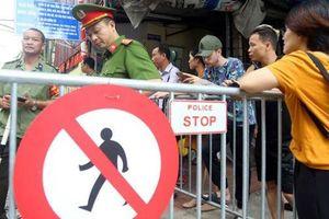 Cư dân kiến nghị Hà Nội cho mở 'phố cà phê đường tàu'