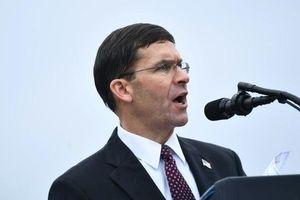Bộ trưởng Quốc phòng Mỹ bất ngờ tới thăm Afghanistan