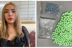 Bắt người đàn bà xinh đẹp cầm đầu đường dây ma túy xuyên quốc gia