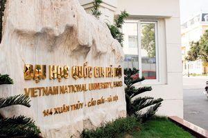 Đại học Quốc gia Hà Nội lọt top 401-500 thế giới về lĩnh vực Kỹ thuật, Công nghệ