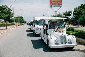 Ninh Thuận: Đưa xe điện phục vụ thăm quan du lịch tại thành phố Phan Rang
