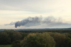 Hỏa hoạn tại nhà máy lọc dầu của ExxonMobil ở Pháp
