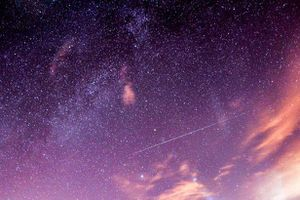 Đêm nay có thể ngắm mưa sao băng Orionids cực đại