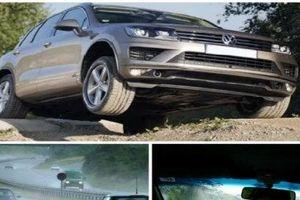 Lái xe đường trơn trượt- những nguyên tắc cần nằm lòng