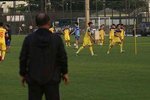 Nhiều cầu thủ tự đánh mất điểm trong mắt HLV Park Hang Seo