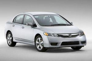 Honda triệu hồi xe CR-V và Civic tại Việt Nam