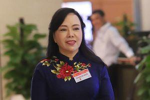 Bộ trưởng Y tế Nguyễn Thị Kim Tiến: 'Tôi chẳng dám tự chấm điểm cho mình đâu'