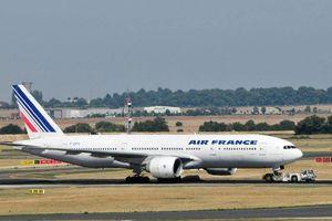 Máy bay chở 323 hành khách hạ cánh khẩn cấp tại Nhật Bản
