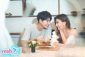 Katleen Phan Võ, Nhâm Phương Nam khiến khán giả 'lụi tim' với bộ ảnh thanh xuân lãng mạn