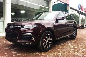 Nhà nhập khẩu ô tô Trung Quốc gỡ bản đồ có 'đường lưỡi bò' trên dòng xe Zotye T600 bán tại Việt Nam