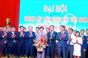 Ông Lý Duy Thanh làm Chủ tịch Liên đoàn Vật Việt Nam