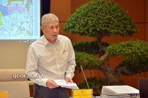 Ủy ban Khoa học, Công nghệ và Môi trường thẩm tra dự án Hồ nước Ka Pét