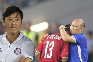 SHB Đà Nẵng thua thảm Bình Dương, HLV Lê Huỳnh Đức đổ lỗi cho ông Park Hang Seo