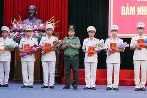 Công an tỉnh Quảng Nam: Điều động Công an chính quy đảm nhiệm các chức danh Công an xã