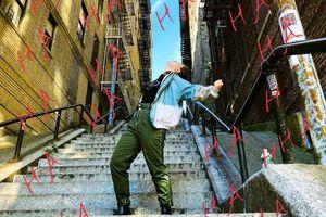 Du khách 'phát cuồng' với bậc thang trong phim Joker