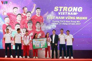 'Thắp lửa ước mơ' của Hà Nội FC khép lại và thắp lên nhiều hy vọng