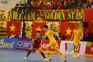 Toàn cảnh Lễ khai mạc giải Futsal HDBank vô địch Đông Nam Á 2019