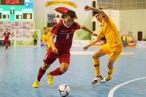 Futsal HD Bank vô địch Đông Nam Á 2019: Tuyển Việt Nam đánh bại Australia, đứng đầu bảng tử thần