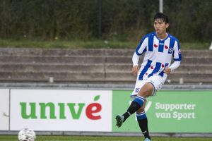 Đoàn Văn Hậu gây sốt khi kiến tạo thành bàn trong trận thắng của Heerenveen