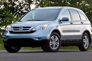 Honda Việt Nam triệu hồi Honda CR-V và Civic vì lỗi túi khí