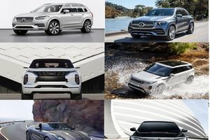 Những mẫu xe nào sẽ xuất hiện tại Triển lãm ô tô Việt Nam 2019?