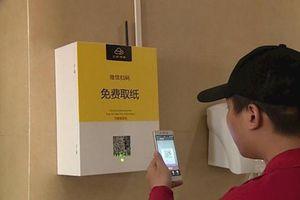 Trung Quốc: Trí tuệ nhân tạo ngăn chặn trộm cắp giấy vệ sinh