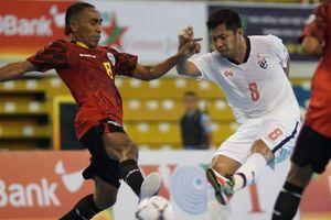 Mới thi đấu hai trận, tuyển Thái Lan và Myanmar đã vào bán kết