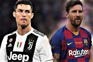Ronaldo và Messi thay đổi thế nào qua các đời game FIFA